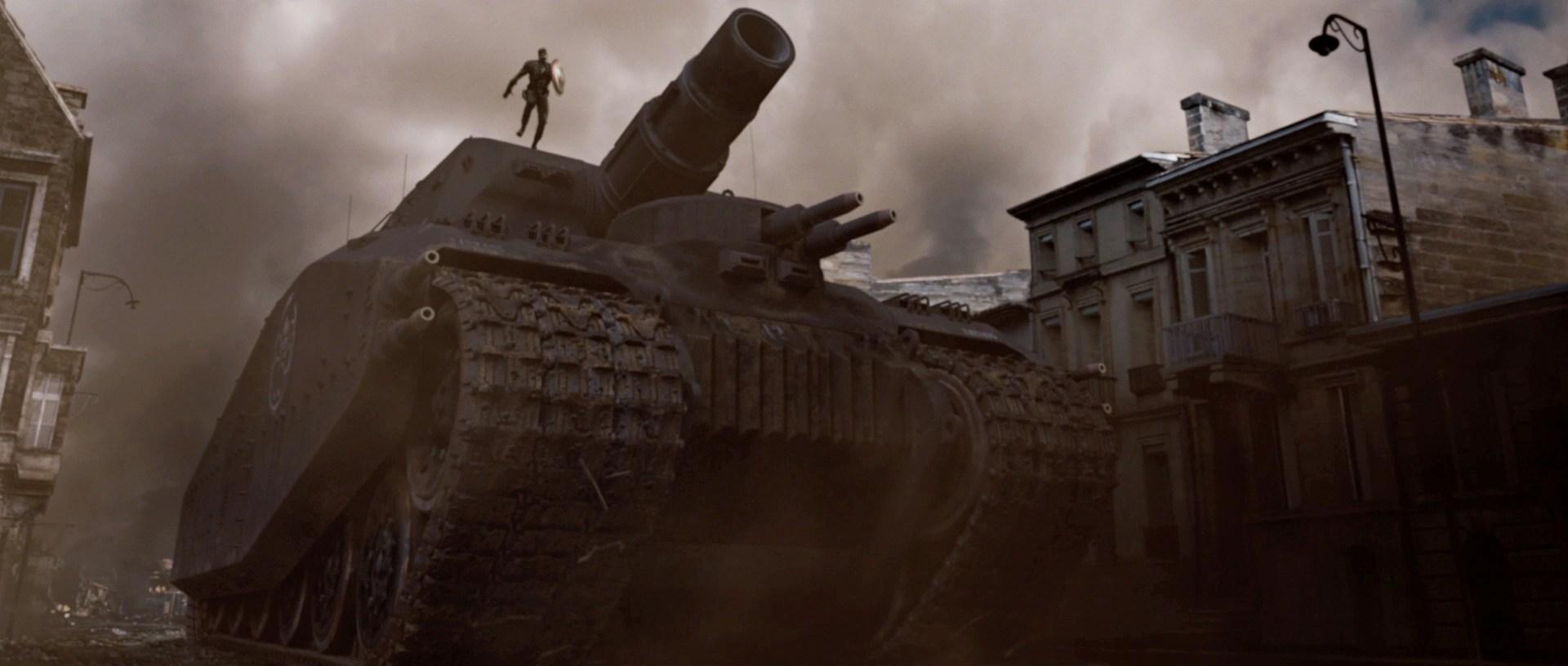HYDRA Uber Tank Marvel Cinematic Universe Wiki FANDOM Powered By Wikia