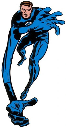 Míster Fantástico  Marvel Comics Enciclopedia Wiki