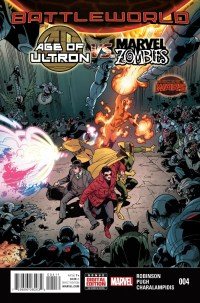 Age of Ultron vs. Marvel Zombies Vol 1 4 | Marvel Database ...