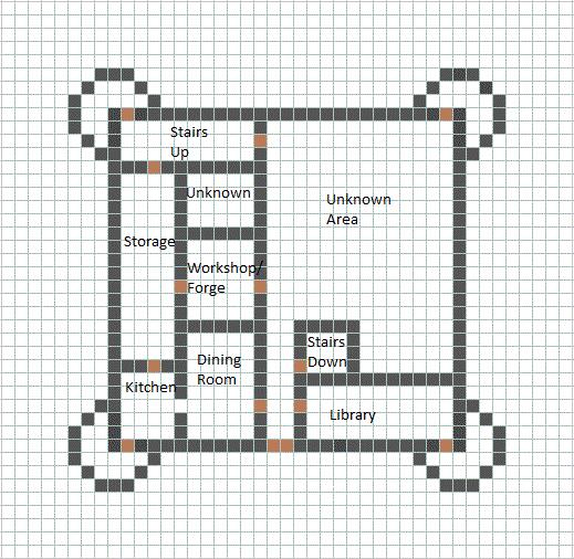 Castle Blueprint Minecraft Constuctions Wiki Fandom Powered By