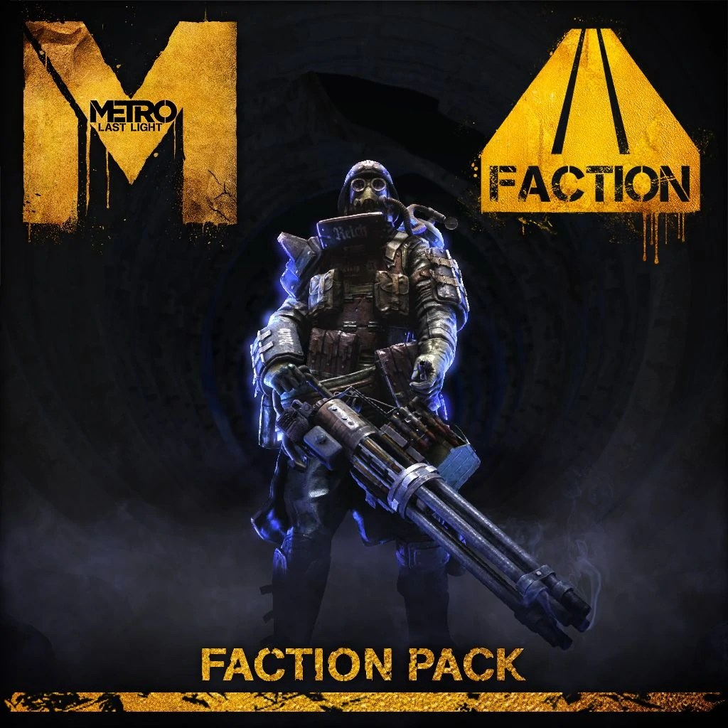 Faction Pack Metro Wiki FANDOM Powered By Wikia