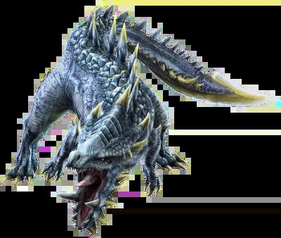 Giaorugu  Monster Hunter Wiki  Fandom powered by Wikia
