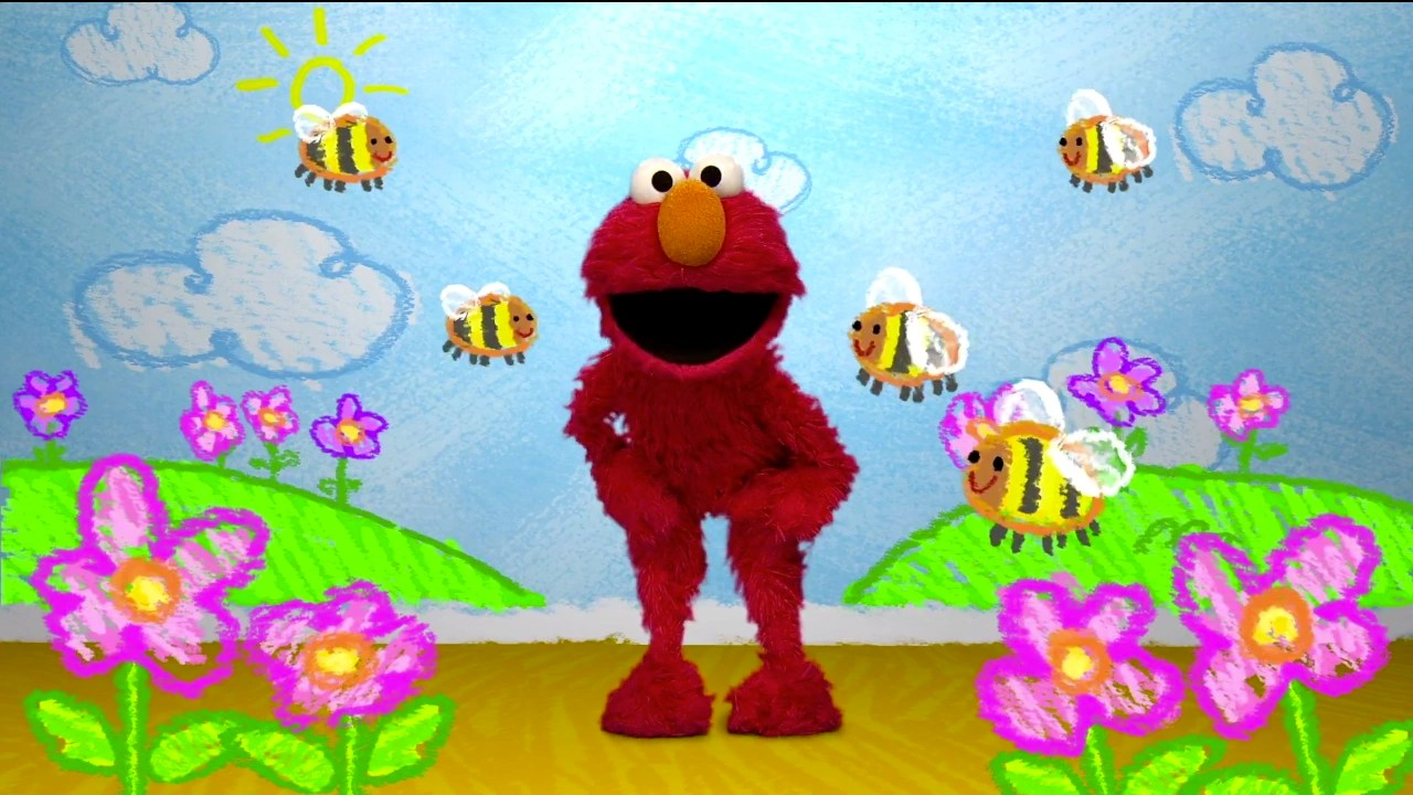 Day Fathers Elmos World