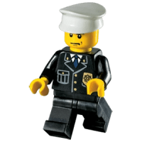 Police Officer Sticker | My Lego Network Wiki | FANDOM ...
