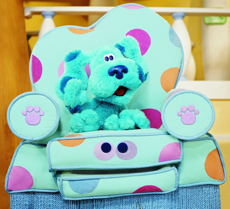 Image  Blues Room Silly Seatjpg  Nick Jr Wiki