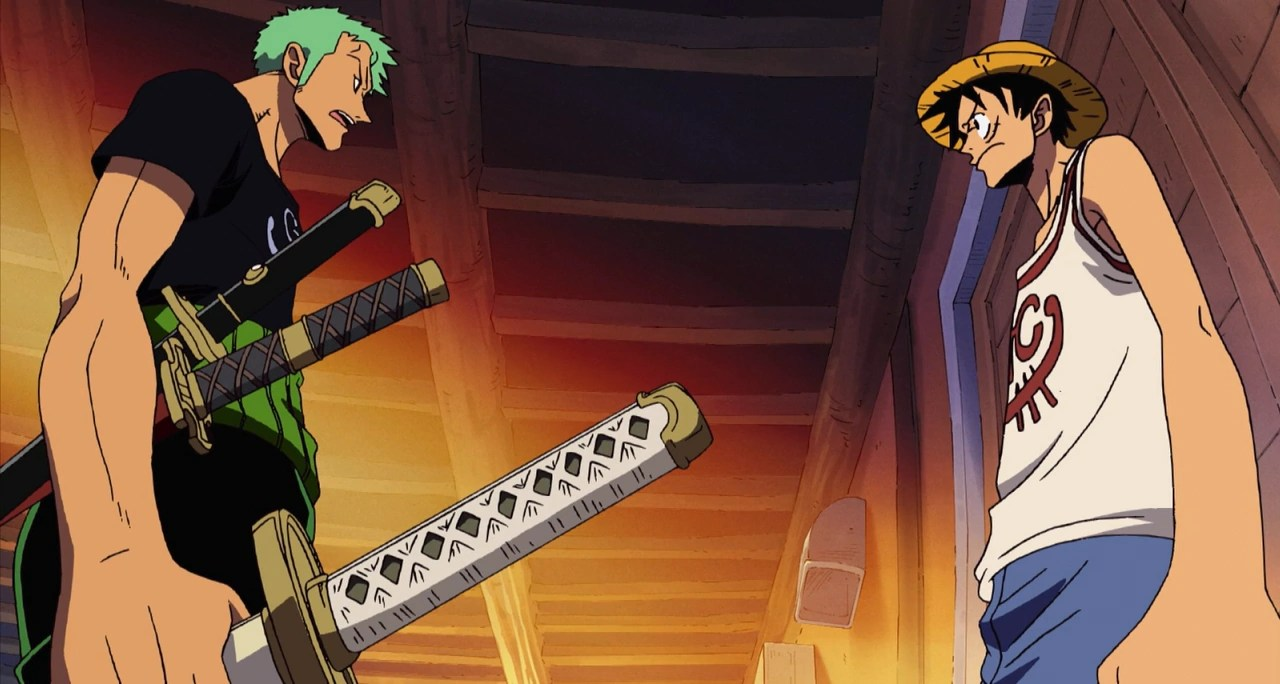 Therefore he doesn't put them in special category other than his crew mates and same goes for ussop and zoro, above everything luffy is their captain and nakama, and they wouldn't want to change that. Image - Zoro Discusses Usopp's Membership with Luffy.png ...