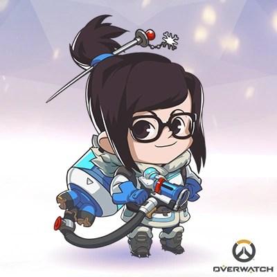 Image CuteSprayAvatars Meipng Overwatch Wiki FANDOM