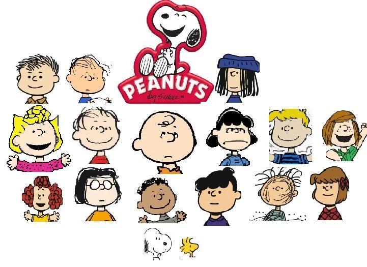 Wiki List Of Peanuts Characters