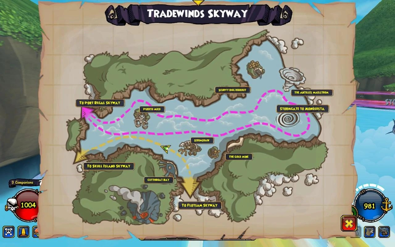 Answers Skull Island Pirate101 - Year of Clean Water