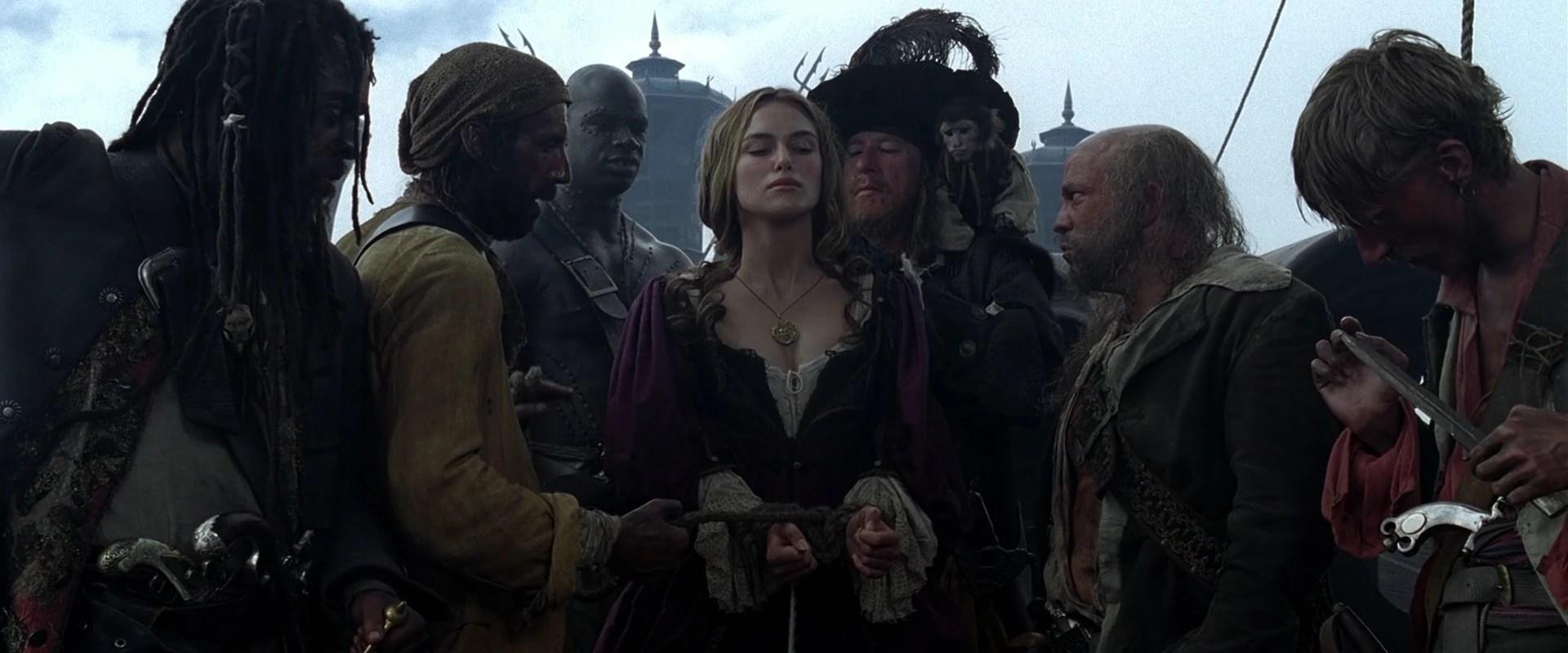 Keira Knightley Pirates Disney