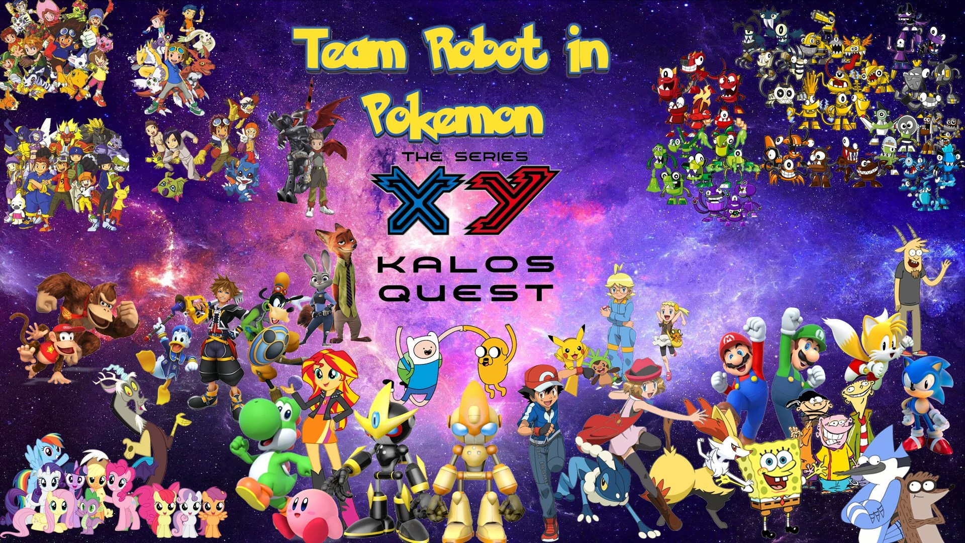 Team Robot In Pokemon Xy The Series Soundtrack Pooh S Adventures Wiki Fandom Powered By Wikia Resep Kuini
