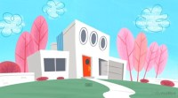 Image - The House in The Powerpuff Girls Rule!.PNG ...