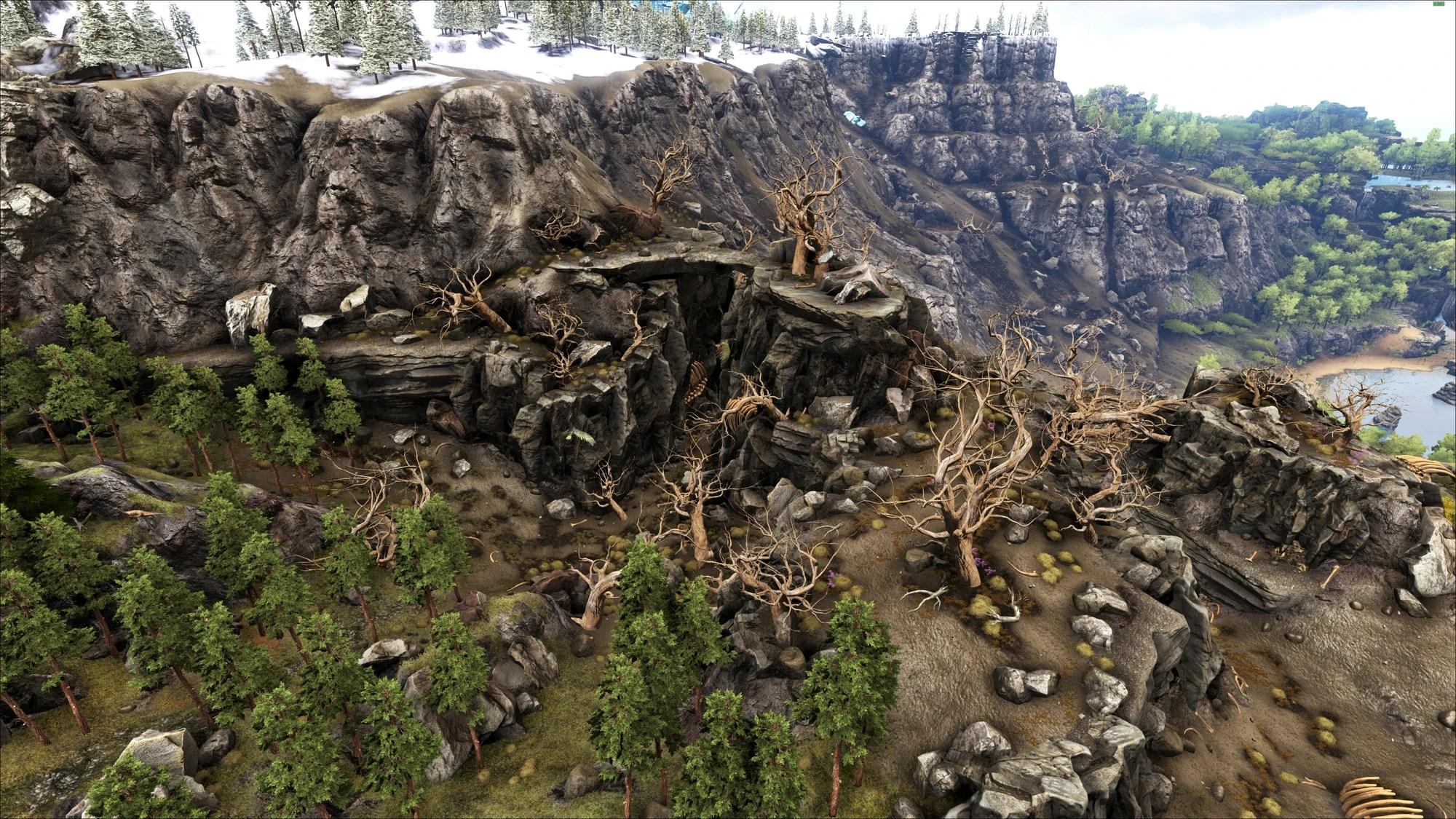 Maps Ragnarok Ark Survival Evolved Map Wiki Fandom - Year of Clean Water