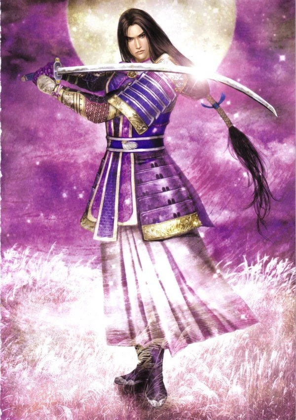 Ninja Fantasy Girl Wallpaper Mitsuhide Akechi Samurai Warriors Wiki Fandom Powered