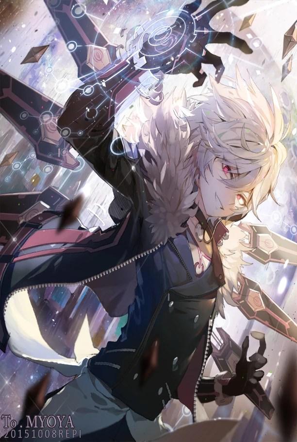 Anime Girl Wallpaper White Haired Demon Guy Kajin D Nox One Piece Ship Of Fools Wiki Fandom