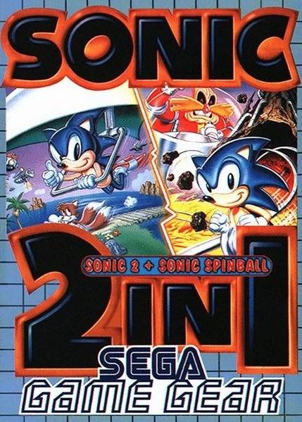 Sonic 2 In 1 Sonic News Network FANDOM Powered By Wikia