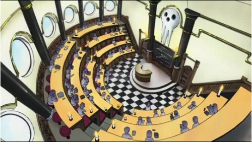 Class Crescent Moon  Soul Eater Wiki  FANDOM powered by