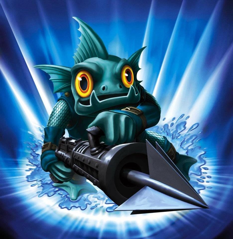 Gill Grunt Spyro Wiki Fandom Powered By Wikia