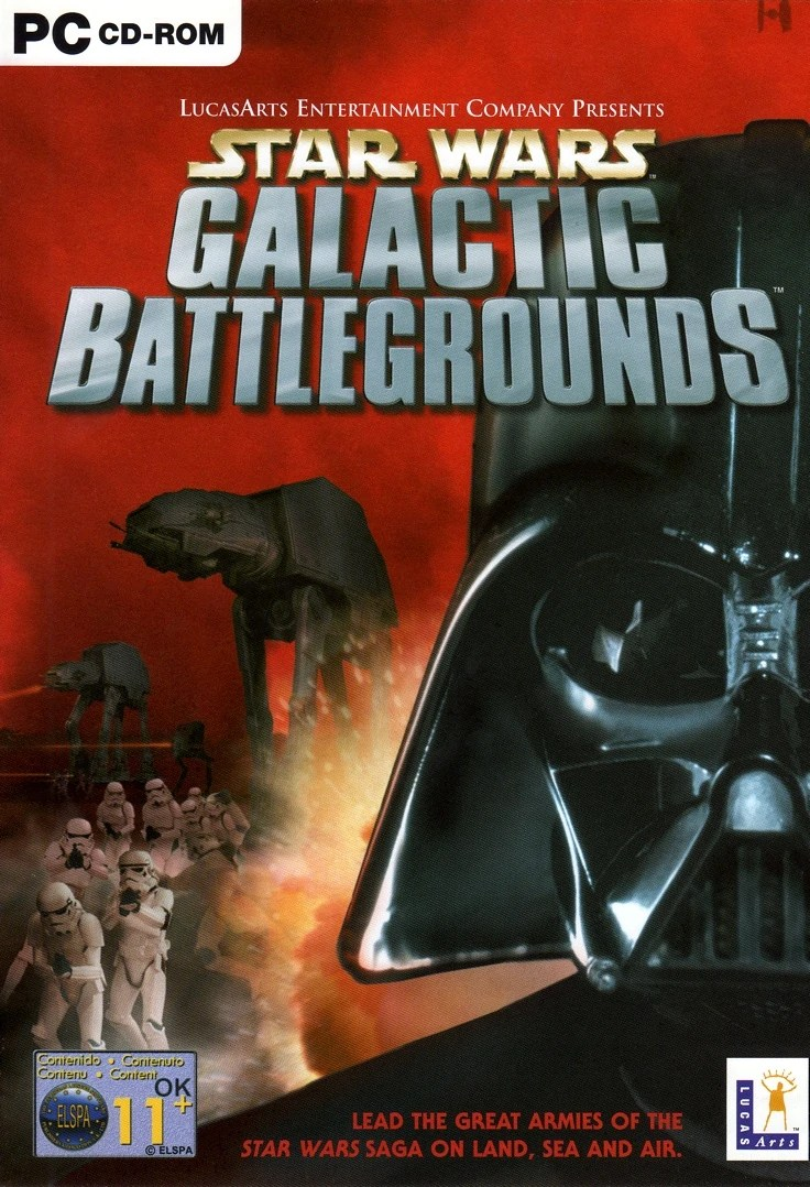 Star Wars Galactic Battlegrounds Wookieepedia FANDOM