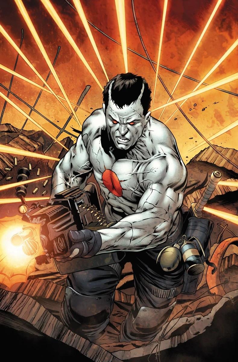Bloodshot Superhero Wiki Fandom Powered By Wikia