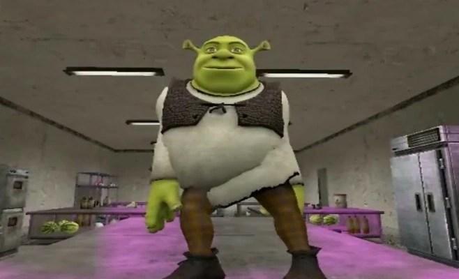 Shrek  Supermarioglitchy4 Wiki  Fandom Powered By Wikia