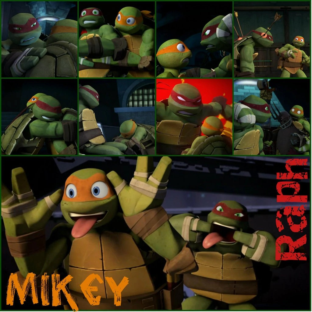 Tmnt Raphael X Mikey Fanfic - Year of Clean Water