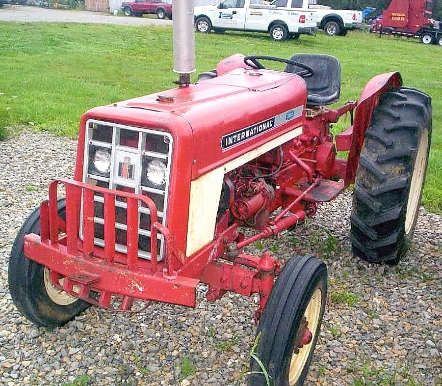 International 364 | Tractor & Construction Plant Wiki