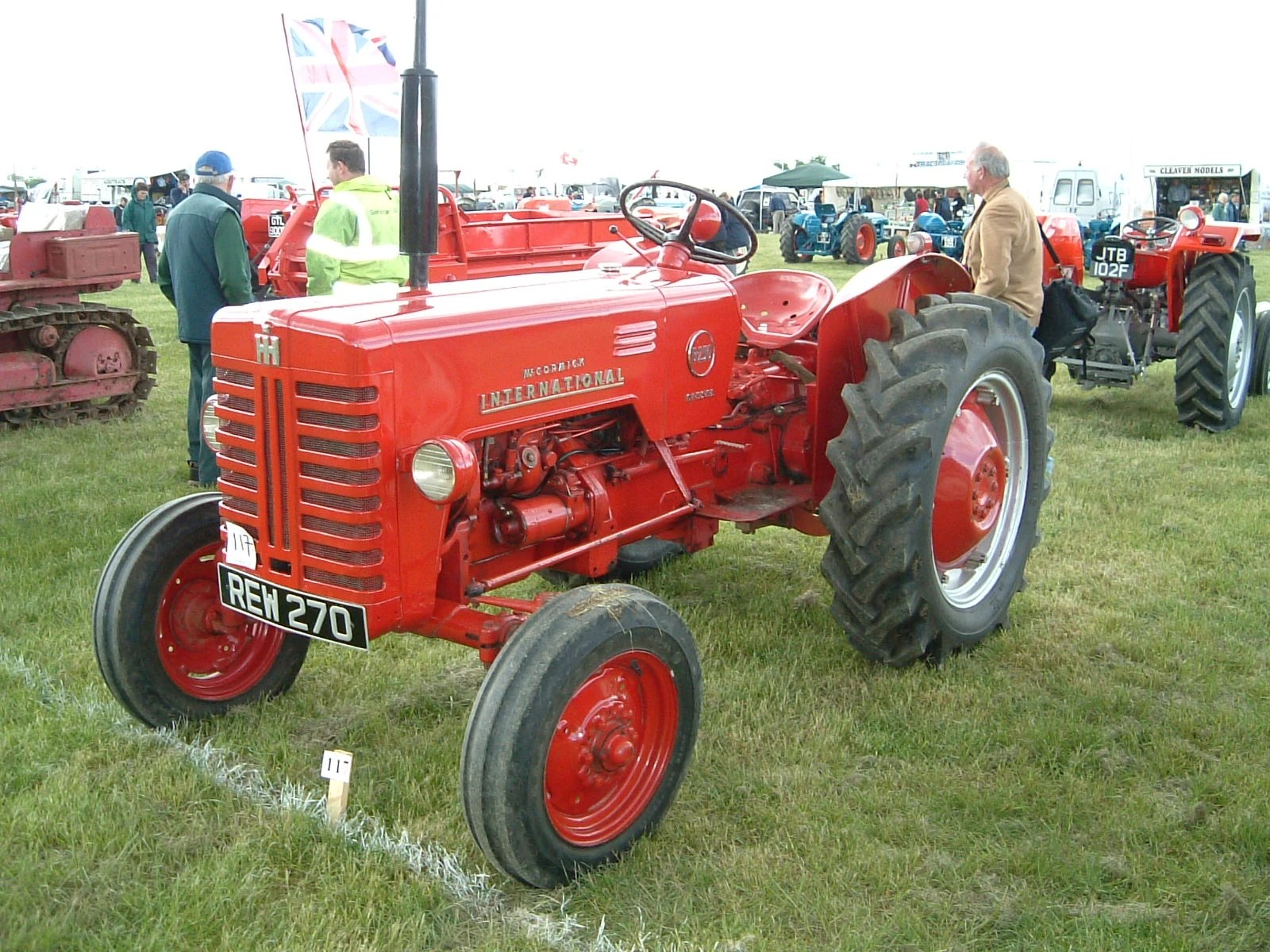 Rew 270 Tractor & Construction Plant Wiki Fandom