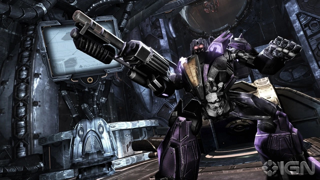 Transformers Fall Of Cybertron Wallpaper 1920x1080 Scatter Blaster Teletraan I The Transformers Wiki