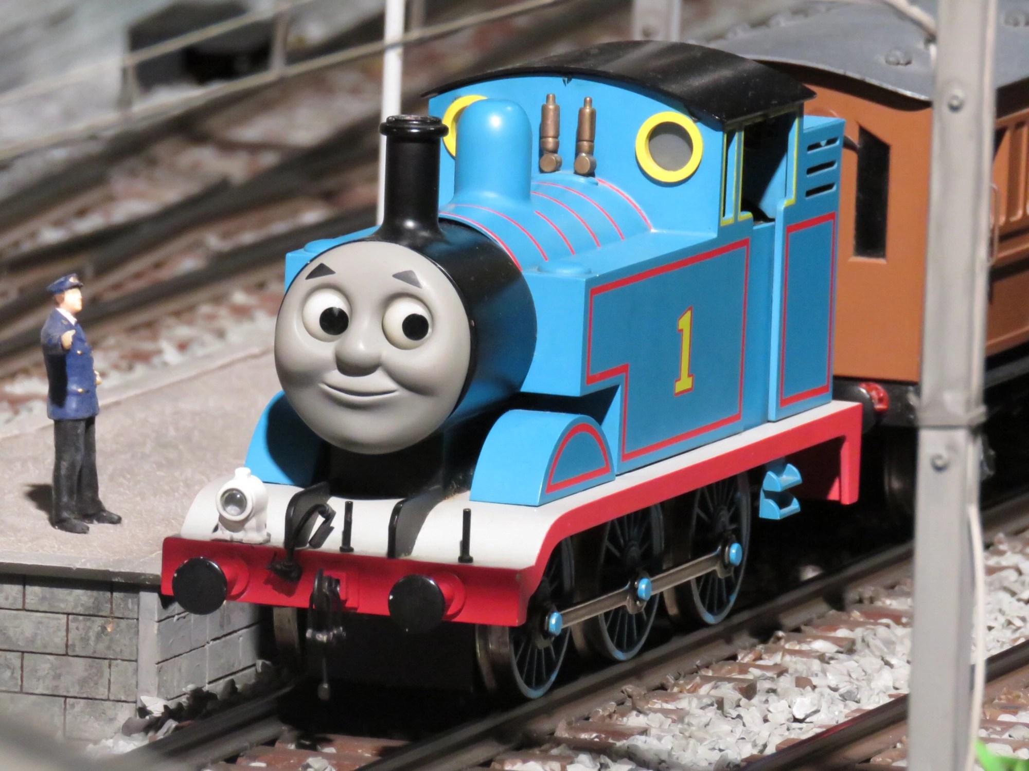 Hara Model Railway Museum Thomas Tank Engine Wikia