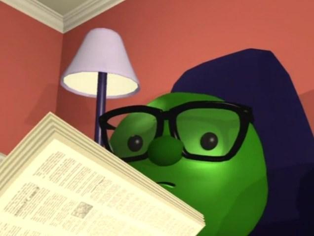 Mom And Dad Pea VeggieTales The Ultimate Veggiepedia
