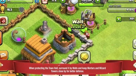 Town Hall 9 Upgrade Order