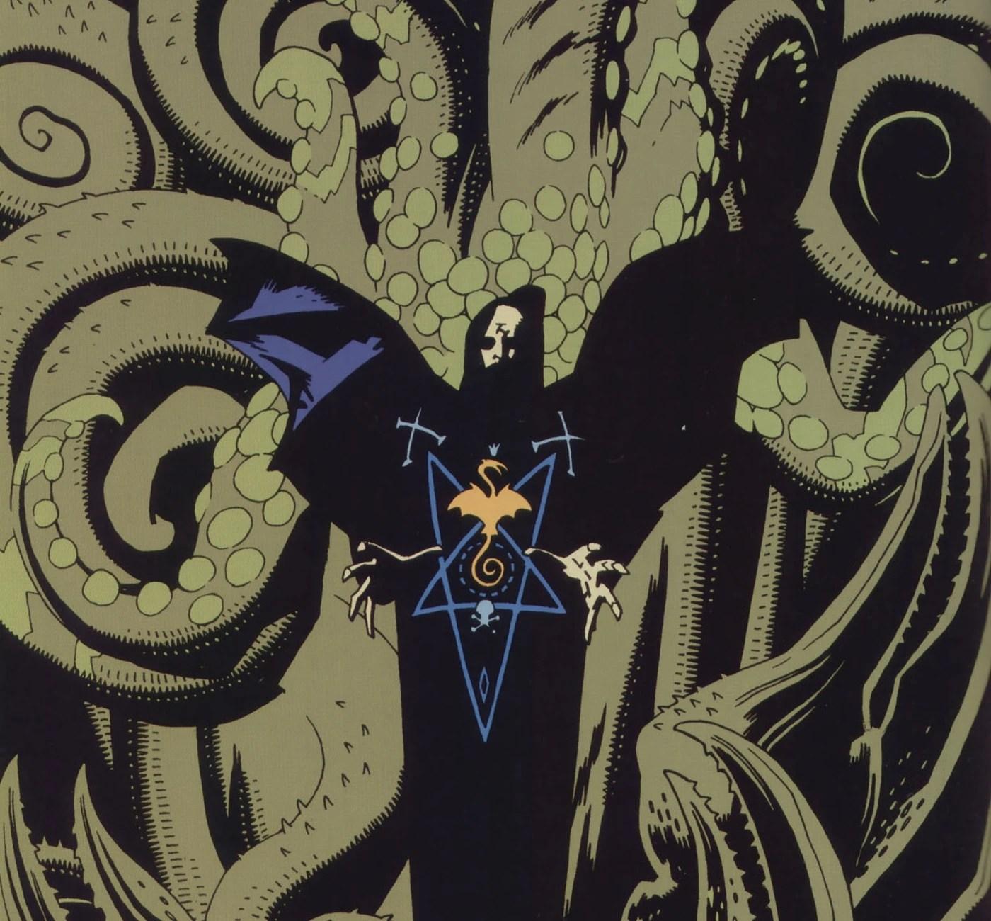 Grigori Rasputin Hellboy Villains Wiki Fandom
