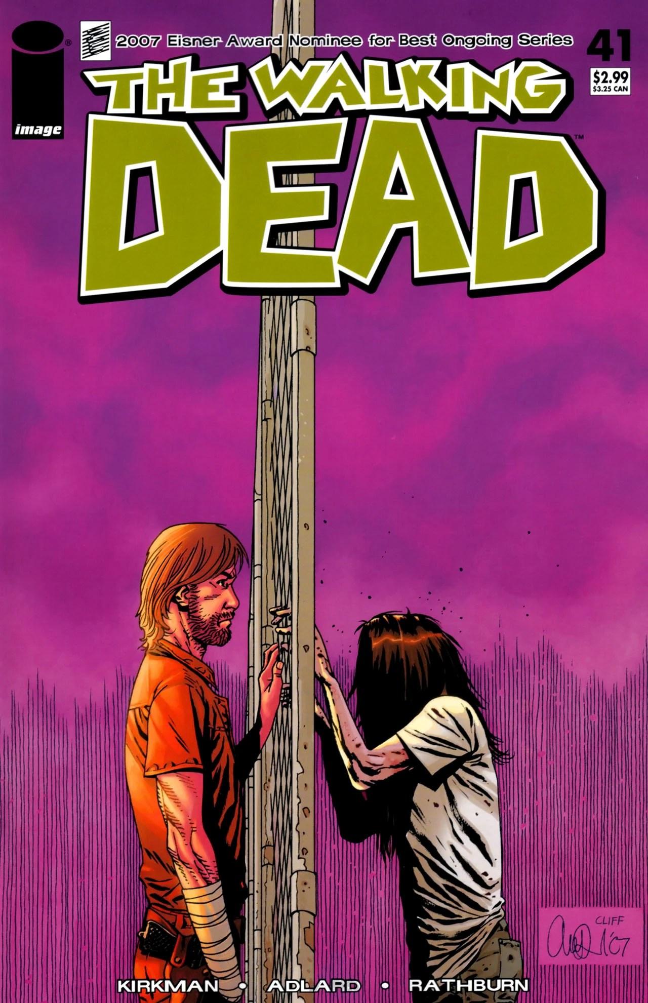 Issue 41  Walking Dead Wiki  Fandom powered by Wikia