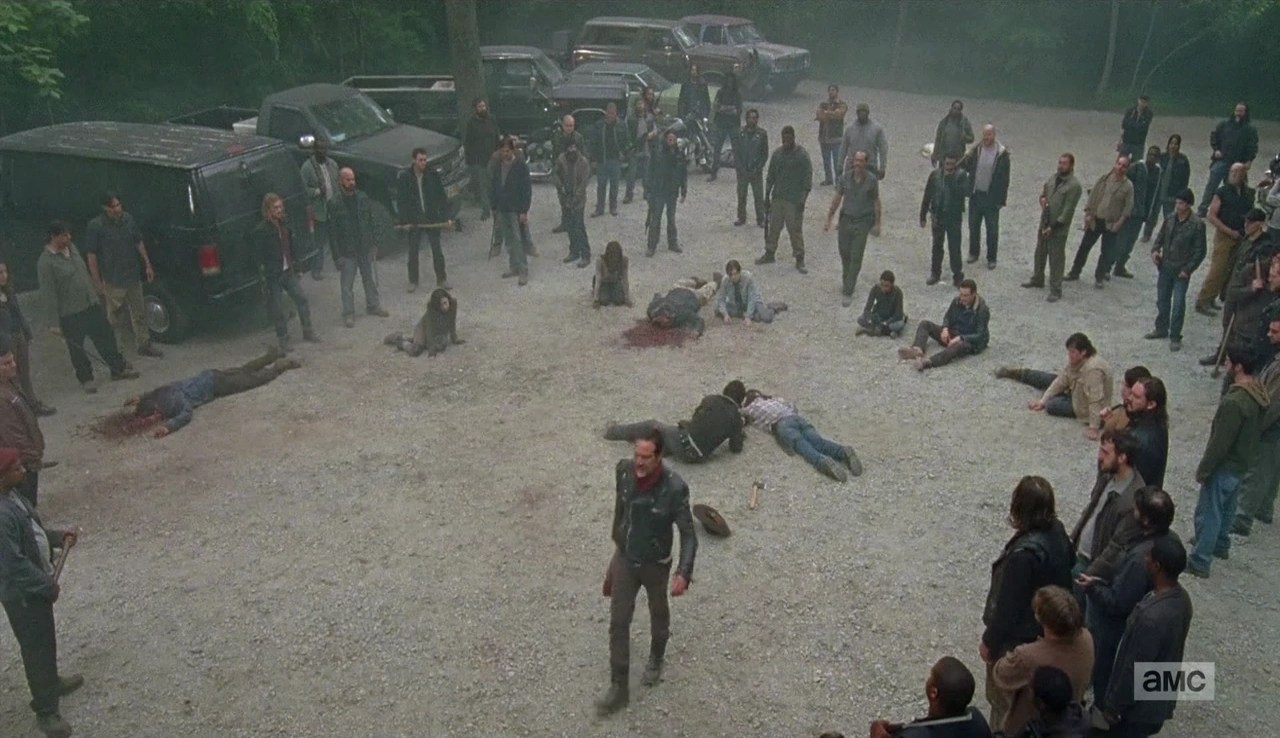 The Saviors TV Series  Walking Dead Wiki  FANDOM powered by Wikia