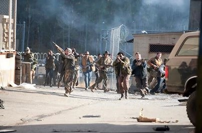 Woodbury Army TV Series  Walking Dead Wiki  FANDOM powered by Wikia