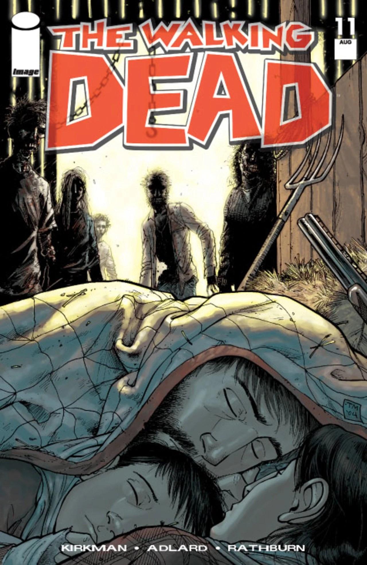 Issue 11  Walking Dead Wiki  FANDOM powered by Wikia
