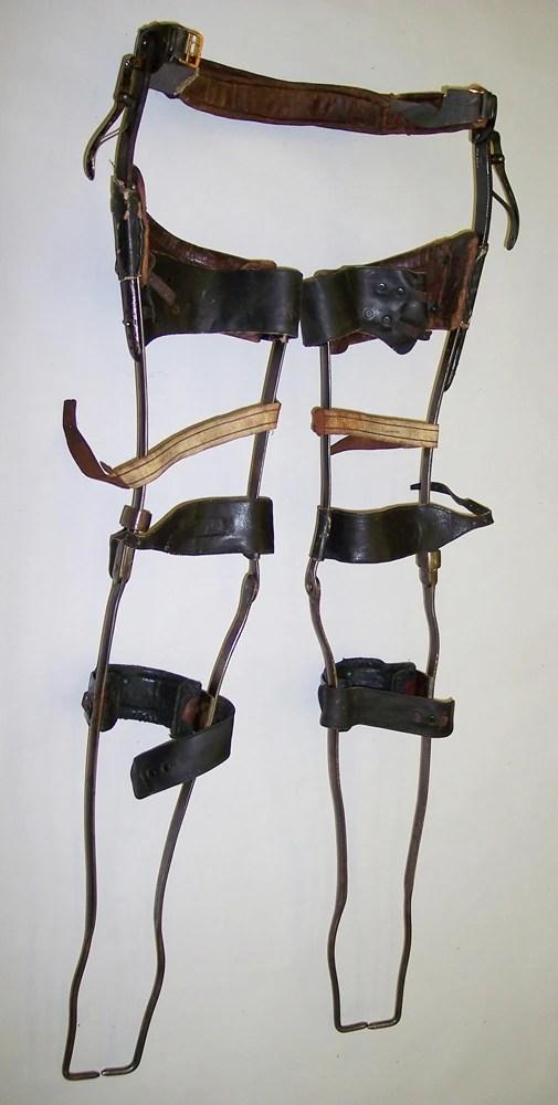 Franklin D Roosevelts Leg Braces  Warehouse 13 Artifact