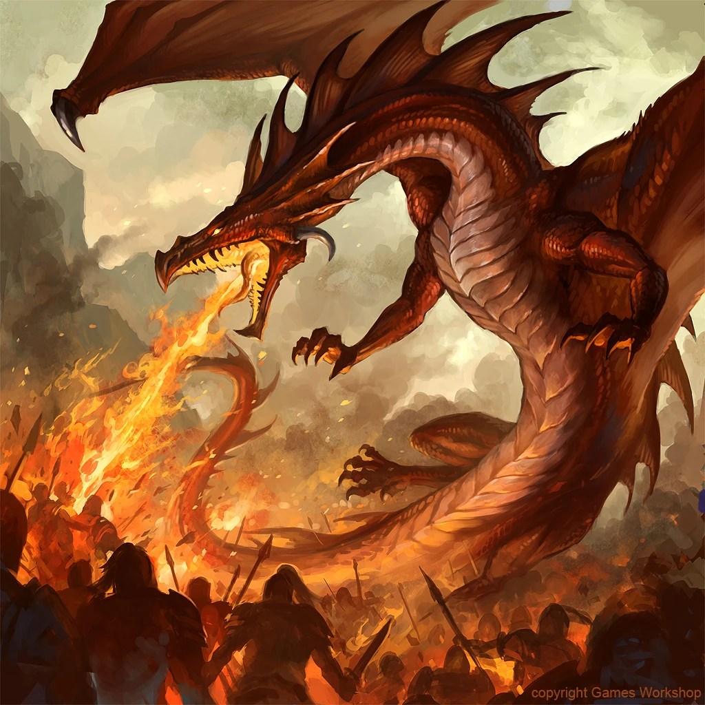 Dragon Warhammer Wiki Fandom Powered Wikia