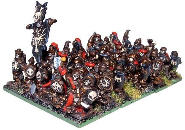 Image Grave Guard Vampire Counts Warmaster Miniatures
