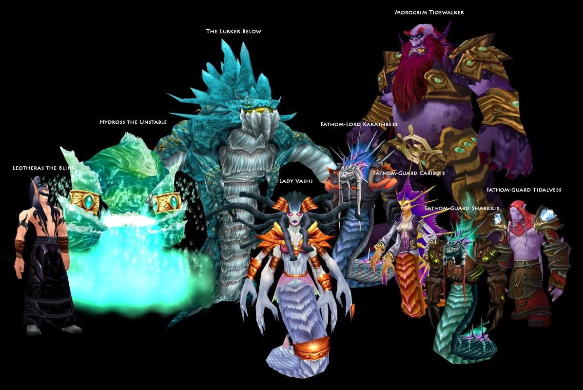 Serpentshrine Cavern WoWWiki FANDOM Powered By Wikia