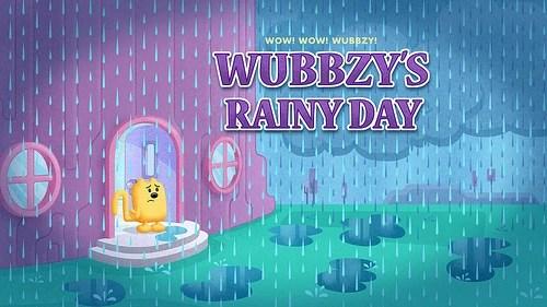 Wubbzy's Rainy Day Wubbzypedia Fandom Powered By Wikia