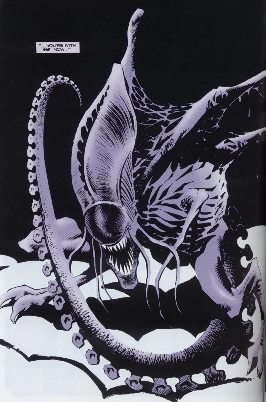 Alien Xenomorph Queen Fanfic - Year of Clean Water
