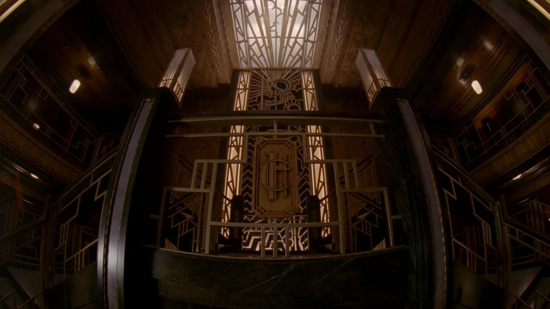 Hotel Cortez Lobby American Horror