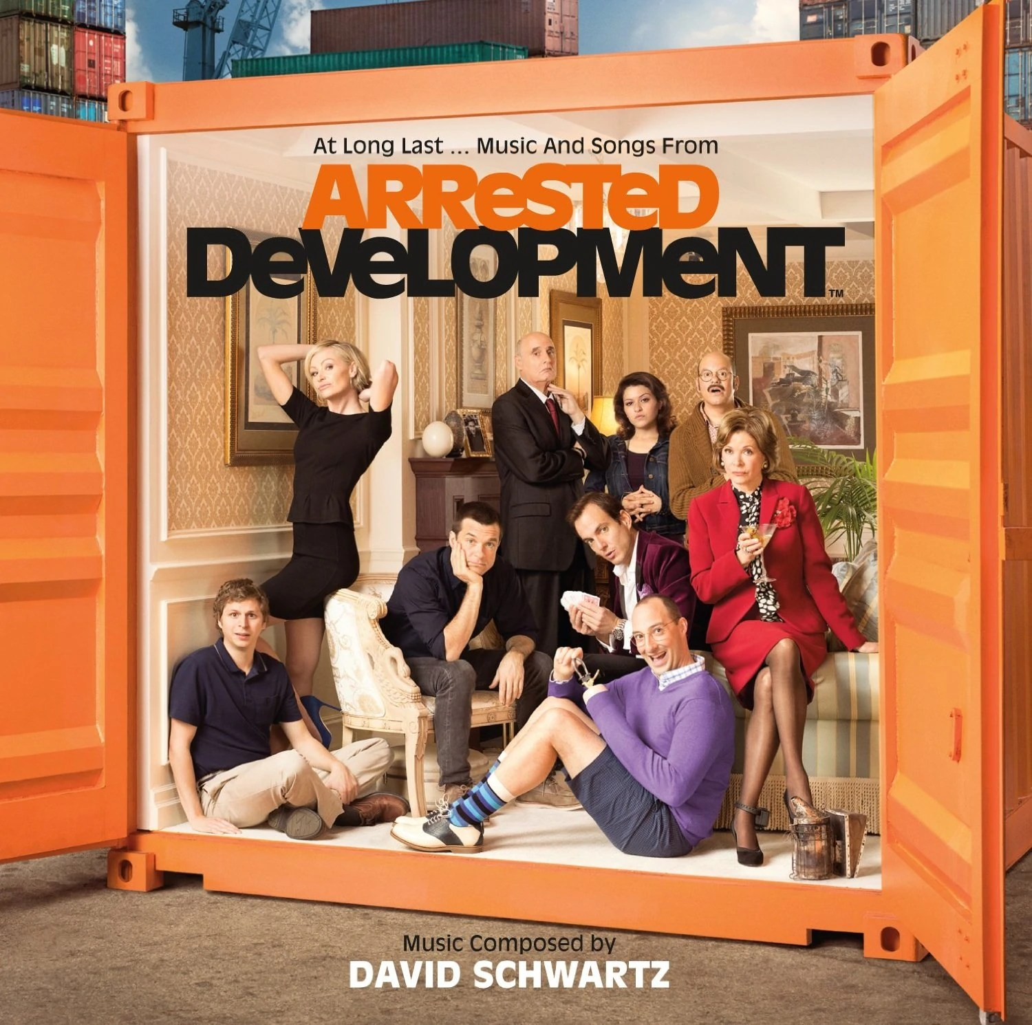 At Long Last Music And Songs From Arrested Development