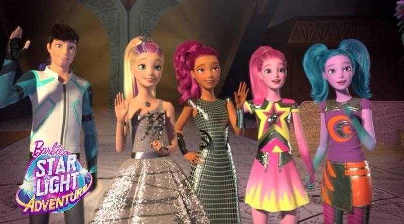 Barbie in Star light Adventurer Barbie Doll With Lights /& Sounds 2016 New