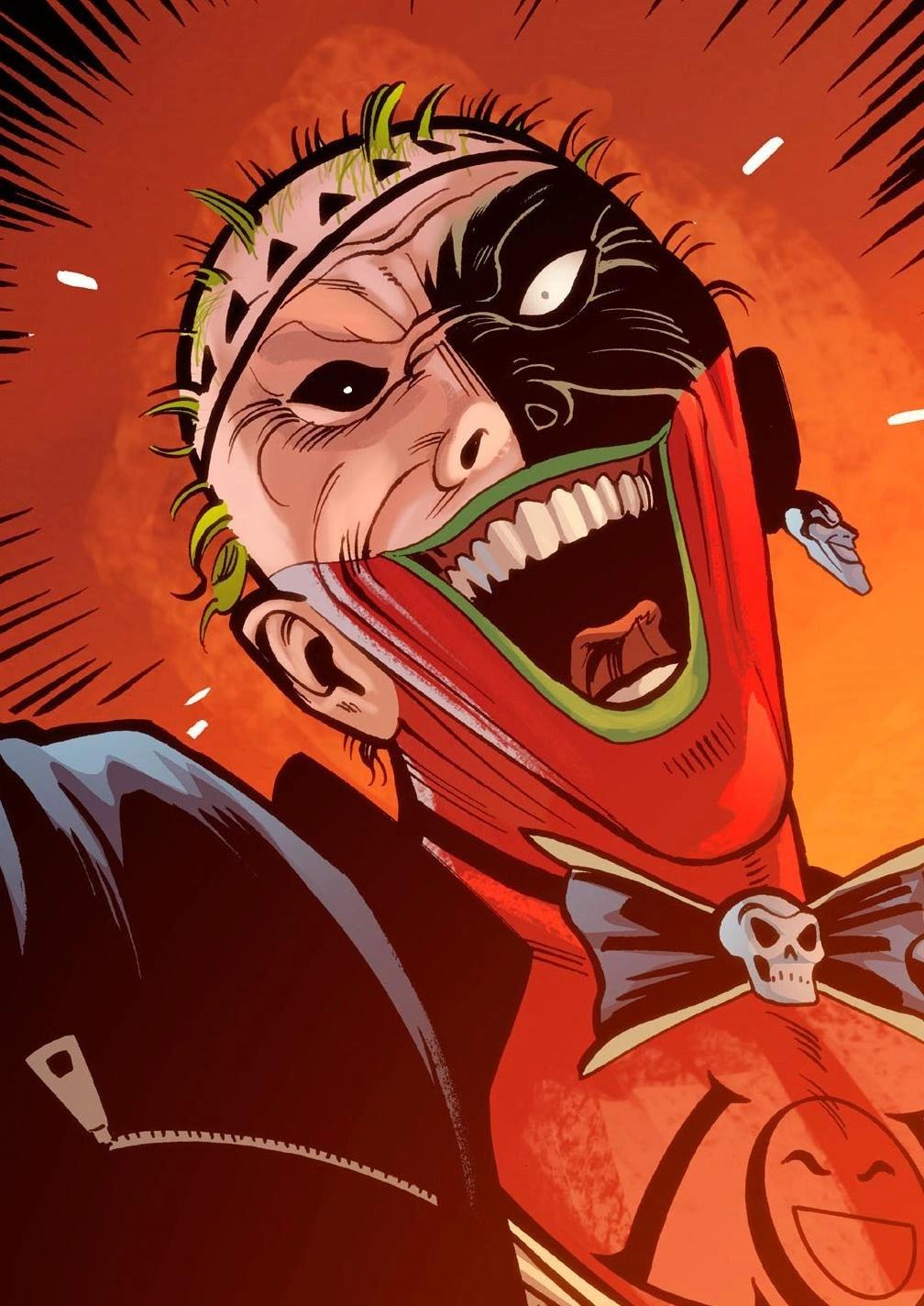 The Joker Animated Wallpaper Joker King Batman Wiki Fandom Powered By Wikia