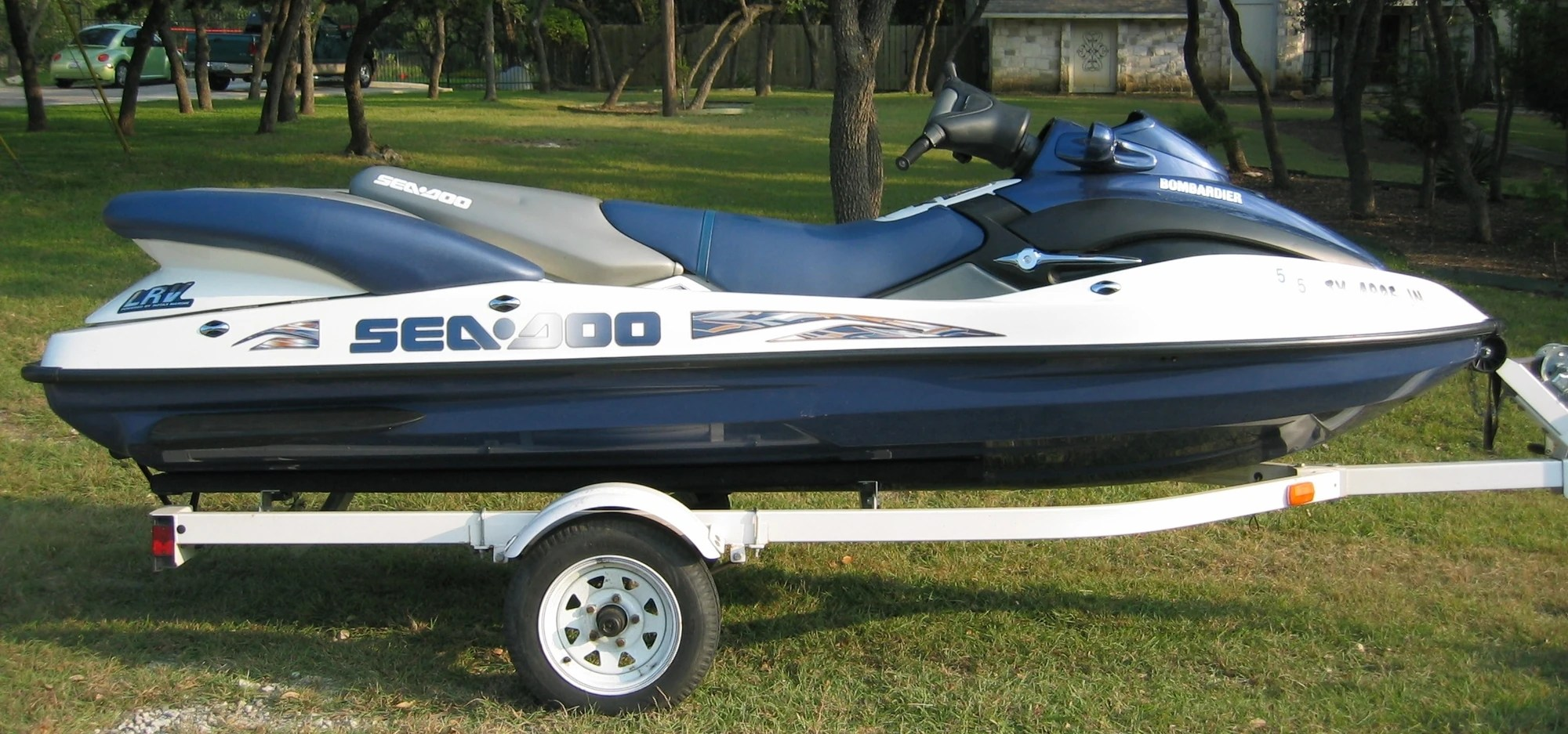 1997 Seadoo Gts Service Manual