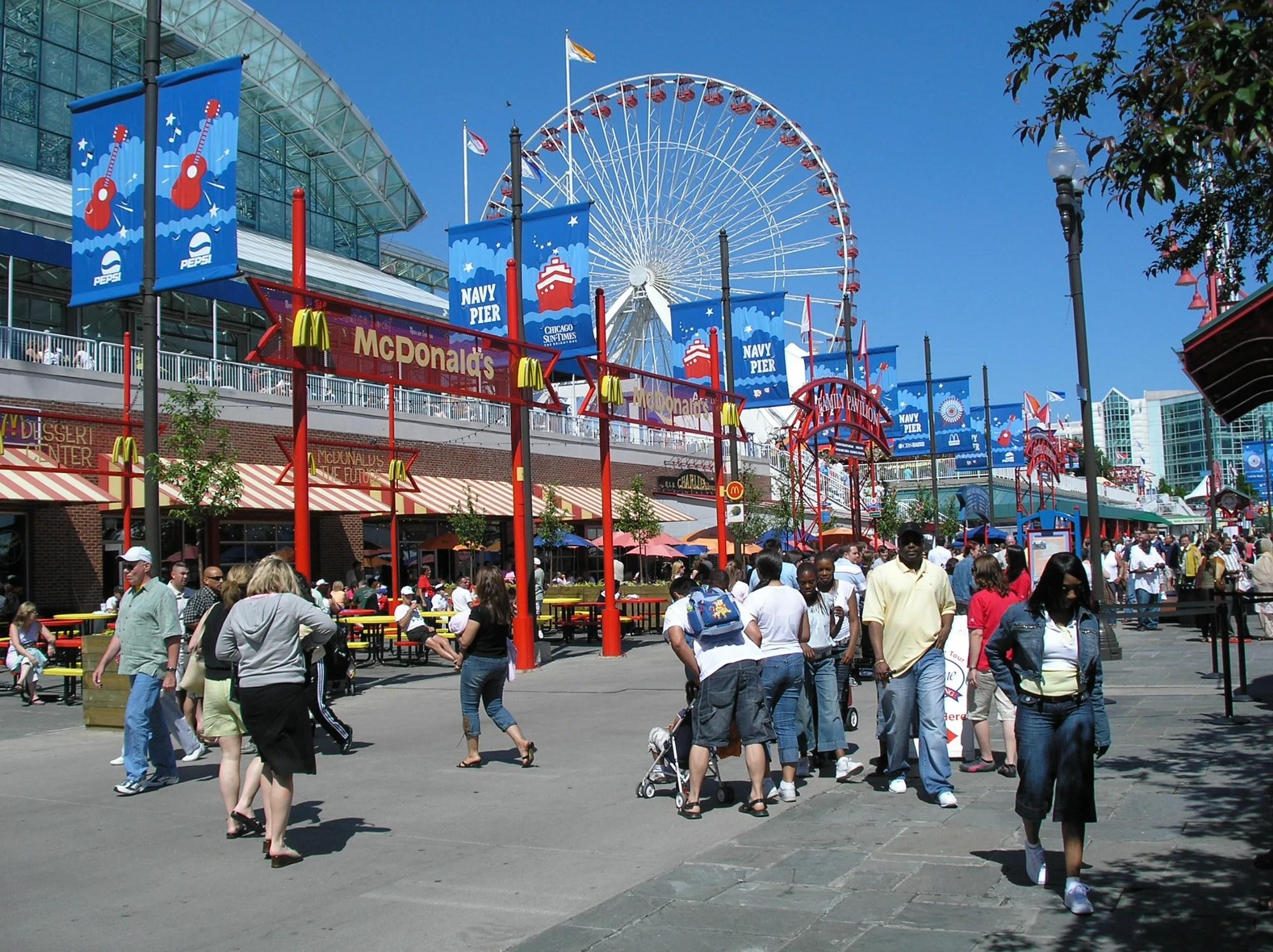 Navy Pier Chicago Fandom Powered Wikia