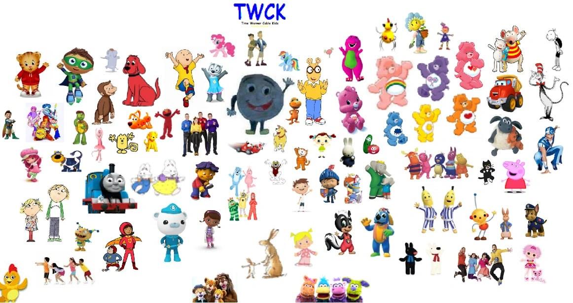 List Shows Jr Nick